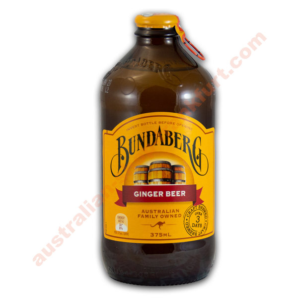 """Bundaberg"" Ginger Beer 24er Kiste"