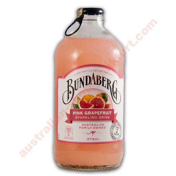 Bundaberg Pink Grapefruit 375ml 12pack
