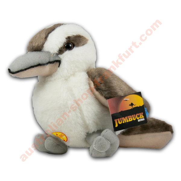 Kookaburra 17cm with laughing sound