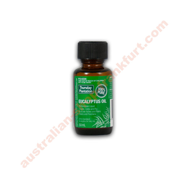 Thursday Plantation Eucalyptus Oil 50ml