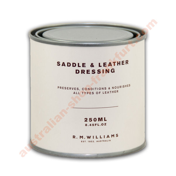 Saddle & Leather dressing 250ml