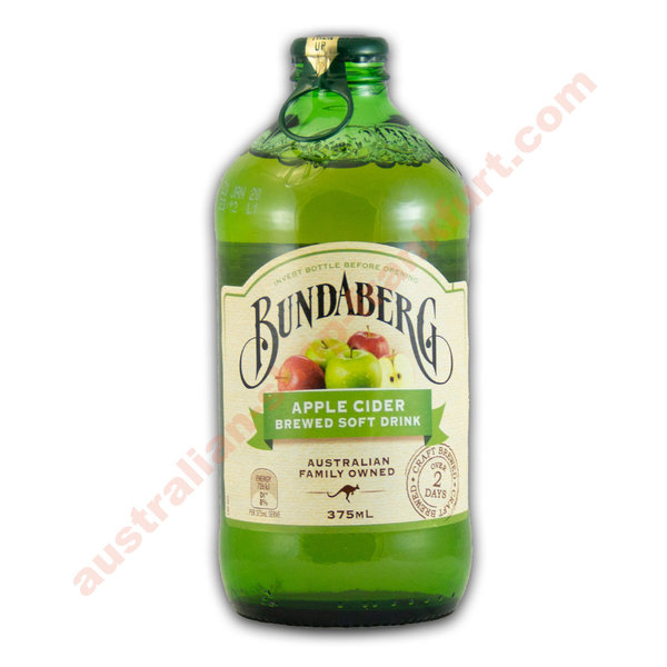 "Bundaberg ""Apple Cider"" 375ml 12er Kiste"