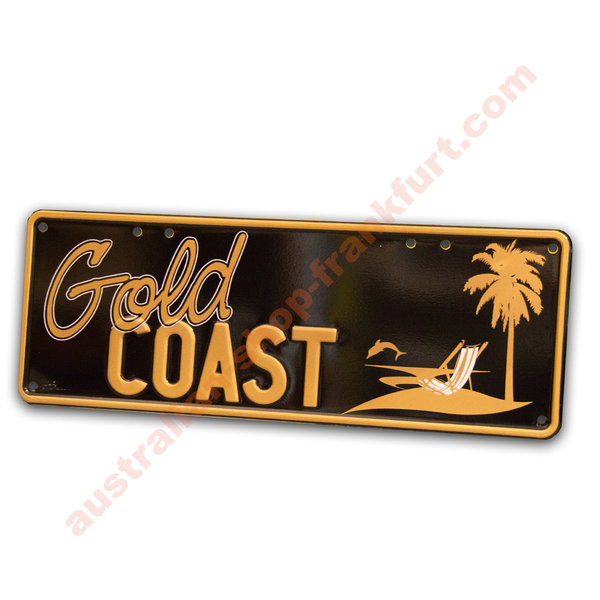 Number Plates - Gold Coast