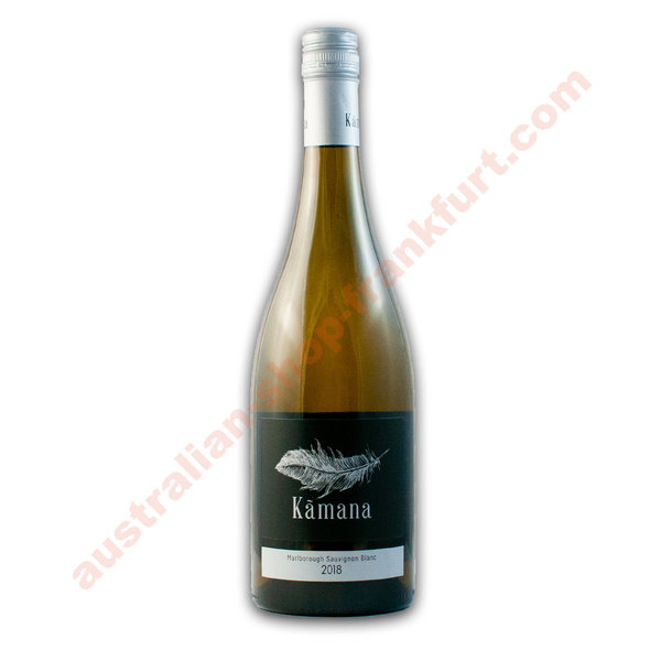 Kamana Malborough Sauvignon Blanc 2018
