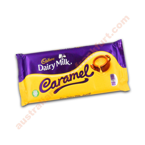 Dairy Milk - Caramel Chocolate Bar 200g